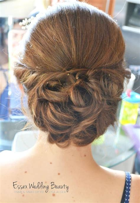 Vintage Bridal Hair Up by Bridal Hair Up Vintage Wedding Hair