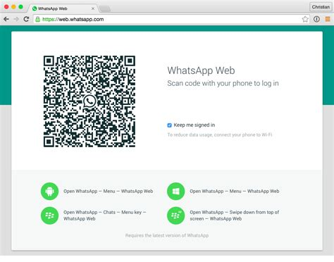 Ios 8 3 Jailbreak you can now use whatsapp in google chrome here s how