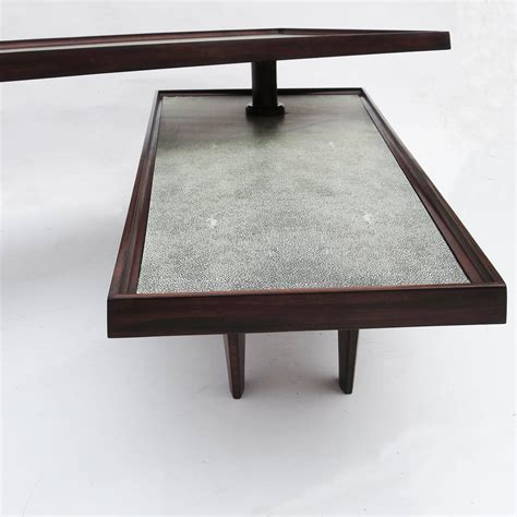 Swing Up Coffee Table Modern Coffee Table With Swing Out Level For Sale At 1stdibs