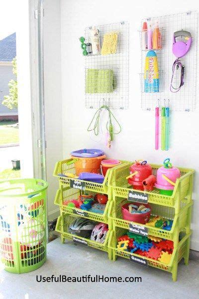 Garage Storage Toys 25 Best Ideas About Garage Storage On Diy