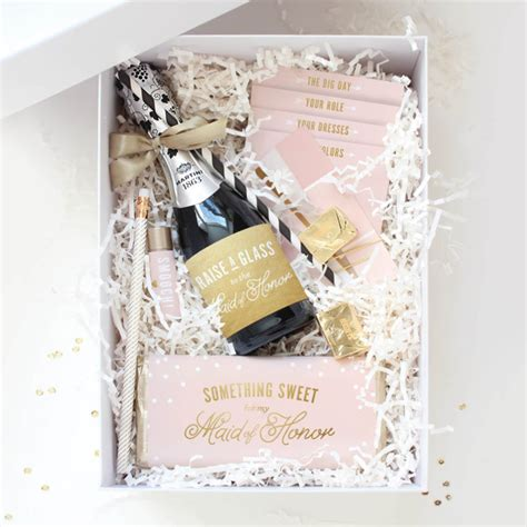 will you be my ideas will you be my bridesmaid 18 lovely gift ideas for your