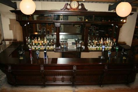 Used Bar Secondhand Pub Equipment Lounge And Bar Large Solid