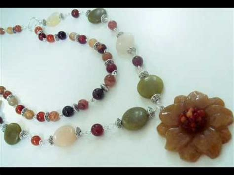 Handmade Semi Precious Jewelry - handmade semi precious gemstone jewelry collection by www