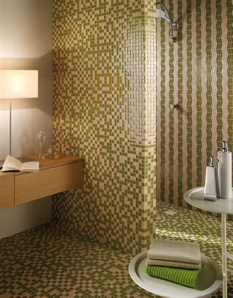docce mosaico trendy doccia senza piatto a mosaico with docce in mosaico