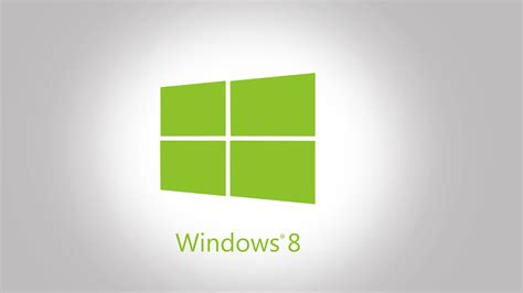 green wallpaper windows 8 windows 8 green logo wallpaper 1920x1080 9746
