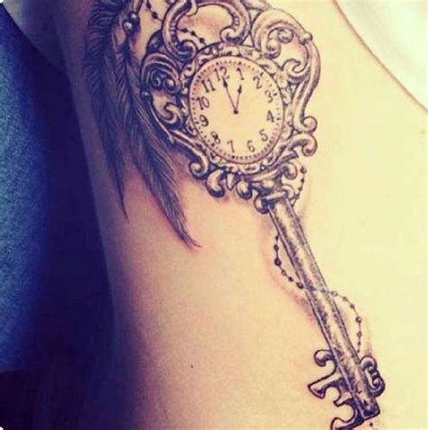 tattoo my photo 2 0 unlock key lock and key tattoos trusper