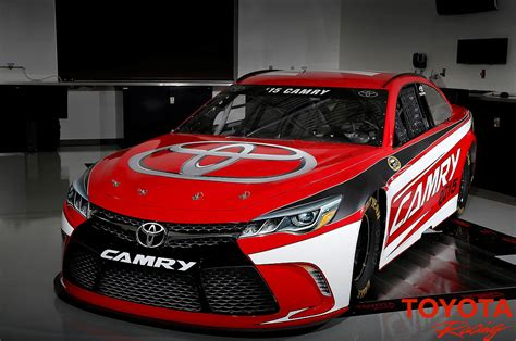 Toyota In Nascar 2015 Toyota Camry Nascar Revealed Photo Image Gallery