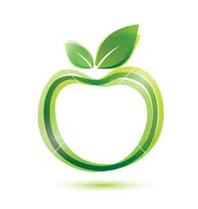 Green Apple Outline by Green Apple Vector Clipart Panda Free Clipart Images