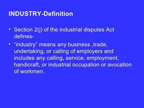 Industrial Relations And Labour Laws Mba Notes by Industrial Relations