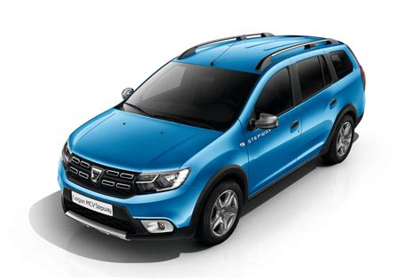logan stepway new dacia logan mcv stepway on sale now priced from 163