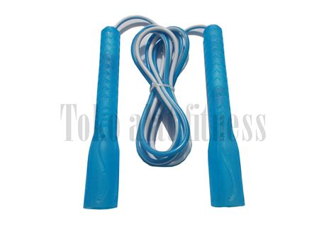 New Alat Fitness Jym Lompat Tali Tali Skipping Speed Rope Fitness skipping jump rope pvc toko alat fitness
