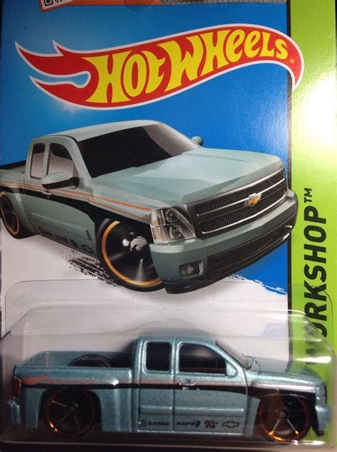 Hotwheels Chevy Silverado 44 best images about wheels chevy silverado on