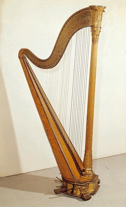 Harpa Alat Musik Imagens Do Instrumento Harpa Todos Instrumentos Musicais