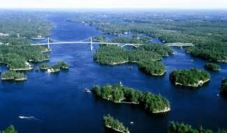 history and facts of the thousand islands boating tales