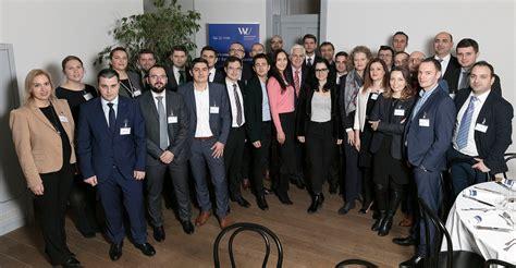 Mba Studium Wien by Gr 246 223 Te Executive Mba Bucharest Klasse Gestartet Wu