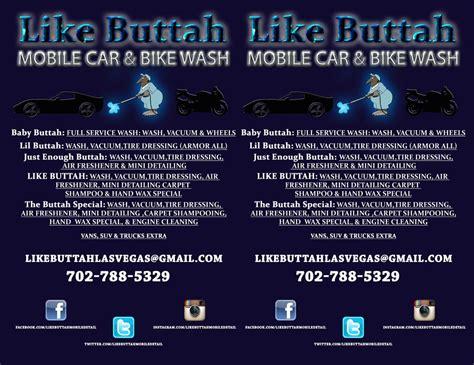 Like Buttah 2 by Like Buttah Mobile Detail Nettoyage De Voiture