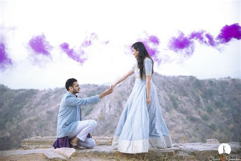 Prewedding photoshoot of lovely Jaipur couple, Jay Paridhi