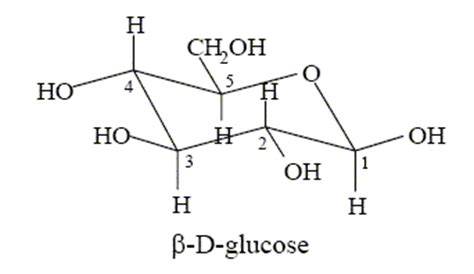 conformation chaise glucose stroisomres inversion du saccharose chimie