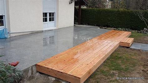 plancher bois r 233 alisations di luca paysagiste belfort am 233 nagement ext 233 rieur piscine