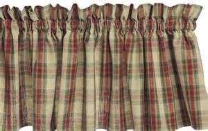 park country curtains cinnamon 36 quot tier curtain