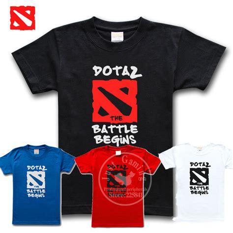 T Shirt Dota 23 free shipping dota 2 print shadow fiend fashion t shirt