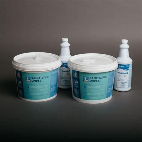 disinfecting wipes kits  workplace safety atlantic packaging