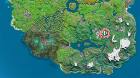 fortnite chapter  season  week  hidden  location
