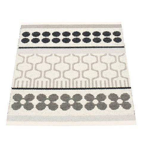 Small Doormat Pappelina Asta Small Mat Warm Grey Hus Hem
