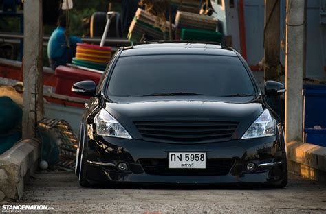 nissan teana modified nissan teana tuning custom wallpaper 1600x1054 774288