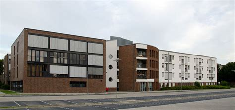 Wohnungsbau Referenzen Bauunternehmung Te Strote Bocholt