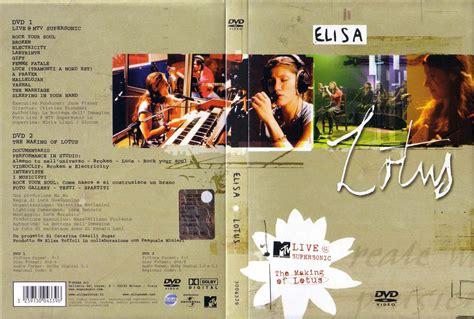 elisa lotus copertina cd elisa lotus cover cd elisa lotus