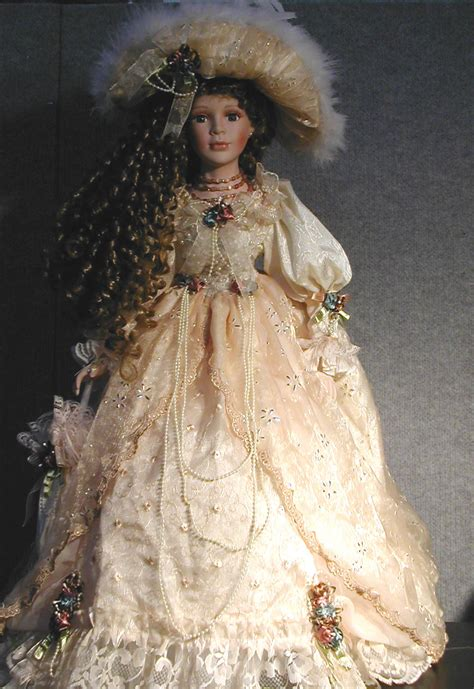 porcelain doll collection girlshopes
