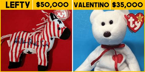 10 most valuable beanie babies top 10 most valuable beanie babies in the world that cost