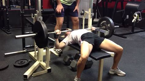225 bench press test nfl combine 225lb bench press youtube