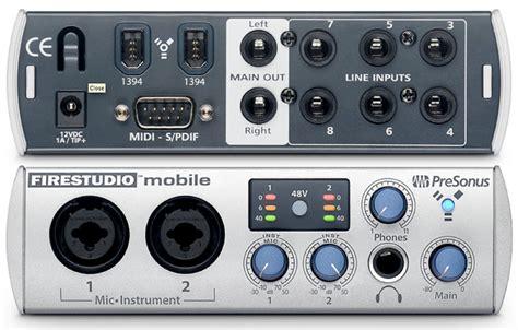 format video audio mobil presonus firestudio mobile image 383952 audiofanzine