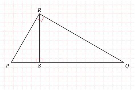 kesebangunan  segitiga siku siku pendidikan matematika