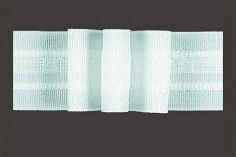 gardinenband wo kaufen gardinenband 3er falte 2 fach stoffzuschlag 26 mm