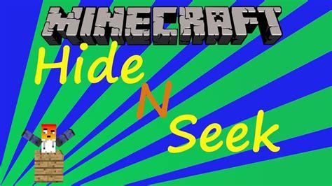youalwayswin minecraft huh minecraft hide n seek youalwayswin server