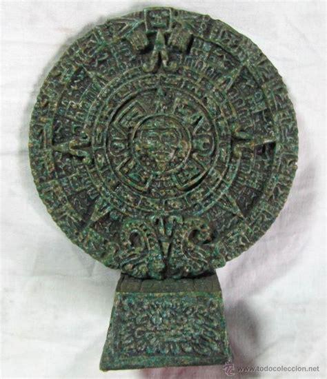 Calendario Azteca Y Piedra Sol Piedra Sol O Calendario Azteca Agregado Mal Comprar