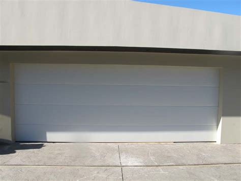 Contemporary Garage Doors Gallery Dyer S Garage Doors Flush Panel Garage Doors