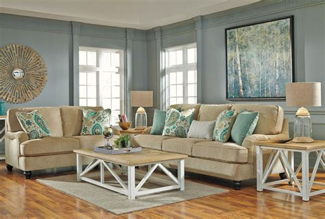 siam parchment sofa loveseat lochian bisque living room set from 5810038