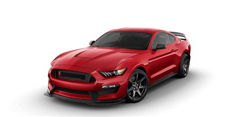 ford mustang colors 2016 shelby ford mustang gt350r colors