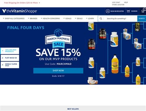 vitamin shoppe coupons top deal 10 off promo codes vitamin shoppe coupon codes vitaminshoppe com free