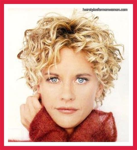 womens haircuts to increase little curl medium length curly hair styles for women over 40 short