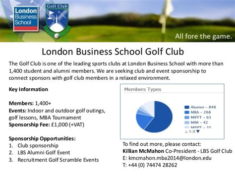 Lbs Mba by Lbs Student Pitch Book January 2014