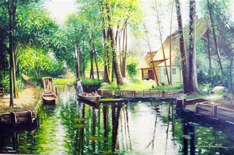 imagenes de paisajes en acuarela cuadros modernos pinturas y dibujos pinturas en