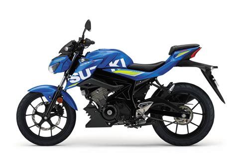 Suzuki Motorrad 125 Ccm Modelle by Neumotorrad Suzuki Gsx S 125 Baujahr 2018 Preis 4