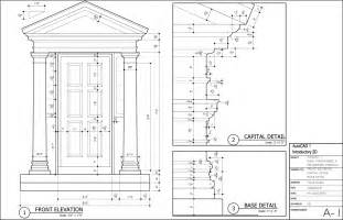 Cad Drawing Protraincad Autocad Course 1 Basic 2d Drawing Sample
