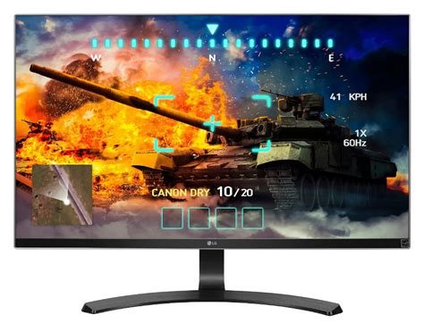 best gaming monitors lg 27ud68 p review best 4k gaming monitor 2016