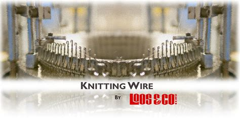 knitting co inc knitting wire loos co inc